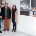 Exposición de arquitectura actual en la Casa de los mora